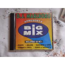 Cd Nacional Rap (1996) Raro - Big Mix Dj Malboro