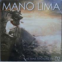 Cd Mano Lima As Mais Tocadas Vol.2