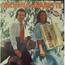 Lp Nelson E Jeanette Encontro Feliz(frete Grátis)