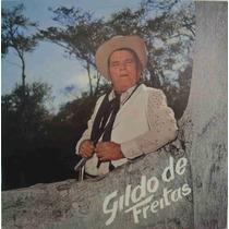 Gildo De Freitas Lp Nacional Usado Figueira Amiga 1982