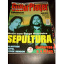 Revista Guitar Player Nº 8 - Sepultura Metal Com Ginga