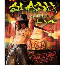 Blu-ray - Slash ( Ex. Guns N Roses ) Live - Made In Stoke .