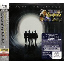 Bon Jovi - The Circle (cd + Dvd Japonês) *lacrado*