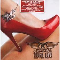 Cd Aerosmith - Tough Love Best Of Ballads (lacrado) Baladas