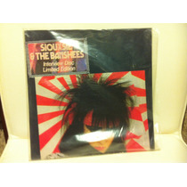 Lp Siouxsie & The Banshees -picture Disc Raro The Cure Smith