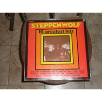Steppenwolf - 16 Greatest Hits - Lp / Vinil