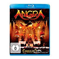 Angra -angels Cry (20th Anniversary Live) [blu-ray]
