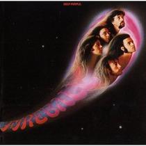 Deep Purple Fireball [eua] Cd Novo Lacrado