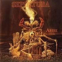 Sepultura Arise Remaster (cd Novo E Lacrado)