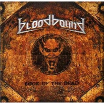 Bloodbound - Book Of The Dead (cd Lacrado - Novo)