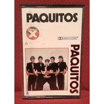 Fita K7 Paquitos - Xuxa Discos 1990