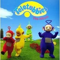Cd-teletubies-1998-som Livre