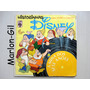 Historinhas Disney Com Livro E Disco- A Mina Dos Sete Anões
