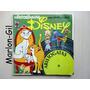 Historinhas Disney Com Livro E Disco- Aristogatas