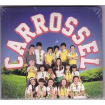 Cd Carrossel-volume 1-gratis Uma Cartela Com 20 Adesivos