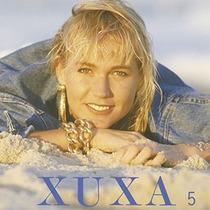 Cd Xuxa - Xou Da Xuxa 5 (1990) * Lacrado * Original