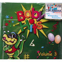 Cd Baby Hits Vol 3 -lacrado! -orig(cdlandia)