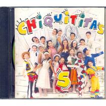 Cd Chiquititas - Volume 5 - 2000