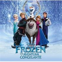 Cd Frozen Uma Aventura Congelante (2013) - Novo Lacrado
