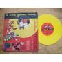 Pinocchio - Compacto (vinil Amarelo) Importado
