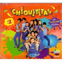 Cd Chiquititas - Vol. 2 - Novo***
