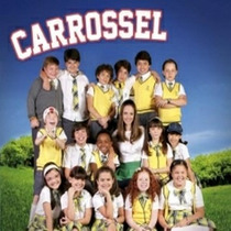 Cd Carrossel Tso Sbt - Novo Lacrado Original