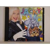 Cd - Jacky - Circo Encantado