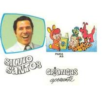 Coleção Bauzinho Encantado - Silvio Santos Para As Crianças
