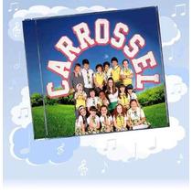 Cd Musica Infantil Novela Carrossel Vol.1