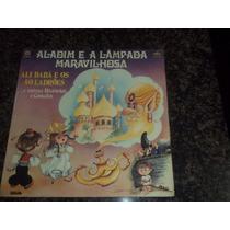 Lp Vinil Carroussell Aladim E A Lâmpada Maravilhosa 1985