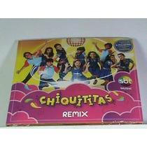Cd Chiquititas - Remix (lacrado)