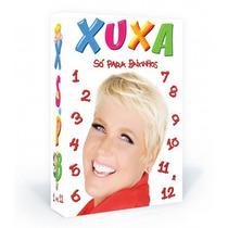 Box Dvd Xuxa Só Para Baixinhos 1 Ao 12. Lançamento!!!