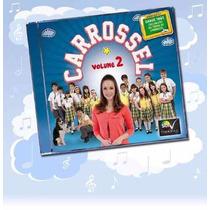 Cd Carrossel Vol 2 Novo Lacrado