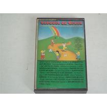 Fita K 7 Infantil Coletanea Fofão Xuxa Mara Gugu Grav 1988