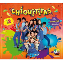 Cd Chiquititas 2013 Volume 2 ,cd Novo!!