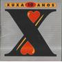 Cd Original Xuxa - Xuxa 10 Anos