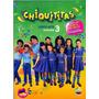 Dvd Chiquititas - Video Hits - Vol.3 - Novo ***