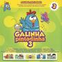 Cd Galinha Pintadinha 3 Original