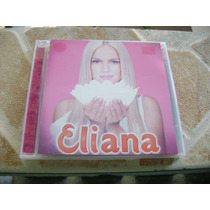 Cd - Eliana Album De 2001 Com Cartela De Adesivos