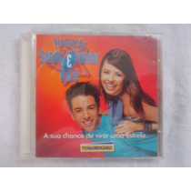 Cd Original - Pernambucanas Sandro & Junior - Raro