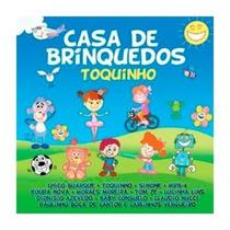 Cd Toquinho Casa De Brinquedos (1983) - Novo Lacrado