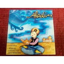 Lp Vinil Aladim, Peter Pan, O Patinho Feio - Disco Colorido