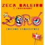 Cd Zeca Baleiro Zoro Vol. 1 (2014) - Novo Lacrado Original