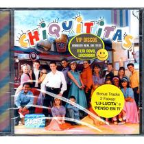 Cd Chiquititas Vol. 3 - Novo Lacrado!!