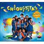 Cd Chiquititas 2013 * Ganhe Adesivos + Frete Grátis *