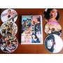 6 Dvd Trem Da Alegria, Xuxa, Balão Mágico, Patrícia, Mara