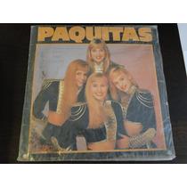 Lp Paquitas - Alegres Paquitas - 1989 -