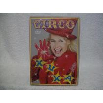 Dvd Original Xuxa- Circo- Spb5