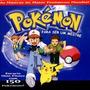 Cd Pokémon Para Ser Um Mestre (1999) -novo Lacrado Original