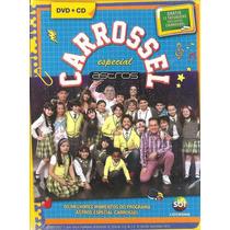 Cd+dvd Carrossel C/ Thomas Roth Yudi Larissa Manoela Miranda